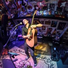 Zanger Rotterdam  (NL) Miel on Tour