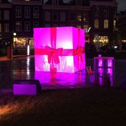 Event show Nijkerk  (NL) Reuze Kado