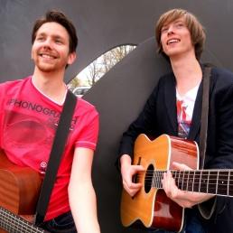 Band Harmelen  (NL) I.K.E.A. (Inderdaad: Koen en Anton)