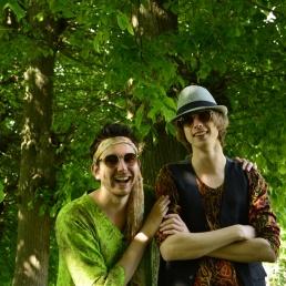 Band Harmelen  (NL) Misters Robinson (Simon & Garfunkel Tribute)