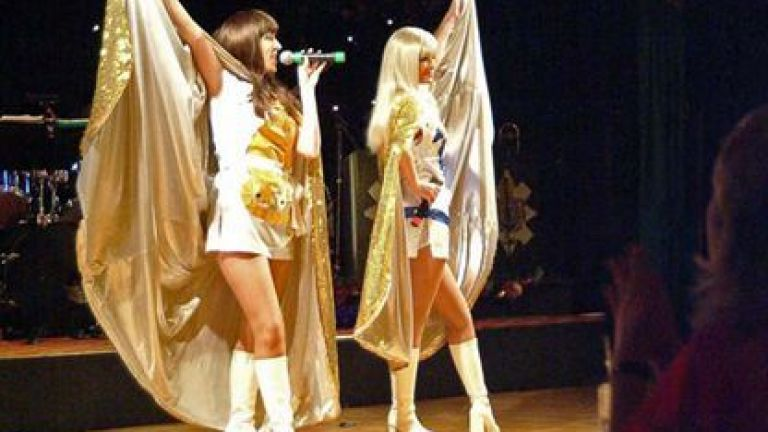 ABBA – Girls only (UK)