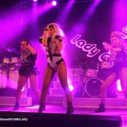 Lady Gaga tributeshow (UK)