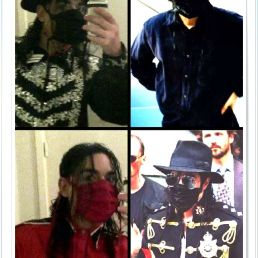 Michael Jackson showact