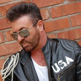 Animatie Losser  (NL) George Michael tributeshow (UK)