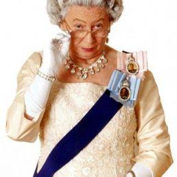 Animatie Losser  (NL) Queen Elizabeth (UK)