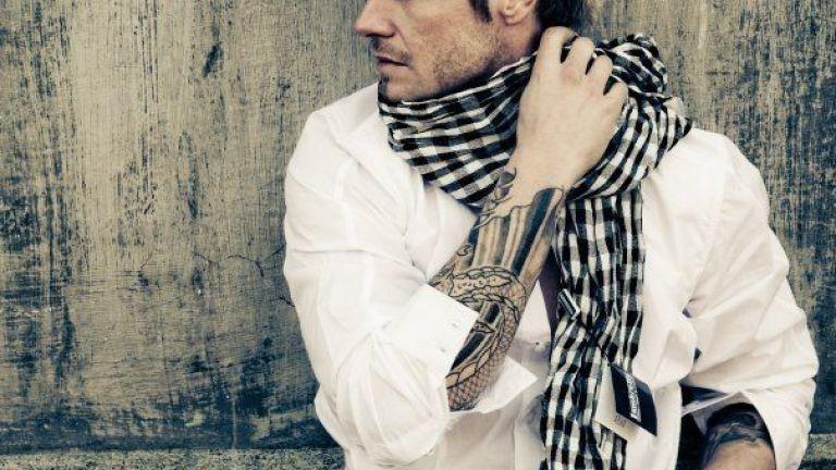 David Beckham (UK)