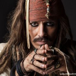 Actor Losser  (NL) Jack Sparrow (UK)