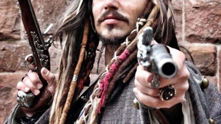 Jack Sparrow 2 – dubbelganger