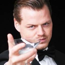 Actor Losser  (NL) Leonardo DiCaprio Lookalike