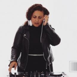 DJ Heerenveen  (NL) DJ KSD (Karina Sanila Dunlock)