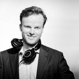 DJ Den Haag  (NL) Pieter Herweijer