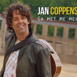 Zanger Nijmegen  (NL) Troubadour Jan Coppens