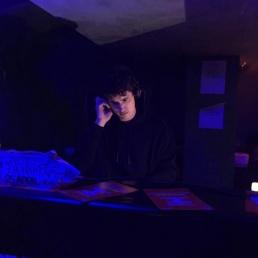 DJ Rotterdam  (NL) Davey Waltz