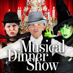 Event show Maastricht  (NL) Musical Dinner Show