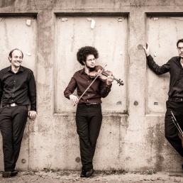 Orkest Rotterdam  (NL) Tigual Trio
