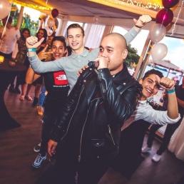Singer (male) Rotterdam  (NL) MC RizzzyRaw