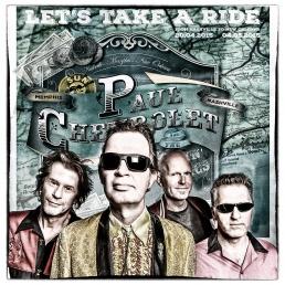 Band Almere  (NL) Paul Chevrolet & the Rockin' Cadillacs