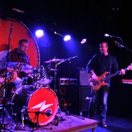Band Dordrecht  (NL) Mudbone