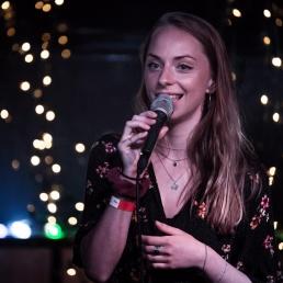Singer (female) Culemborg  (NL) SAARSINGS