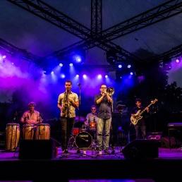Band Tilburg  (NL) Grupo Descarga