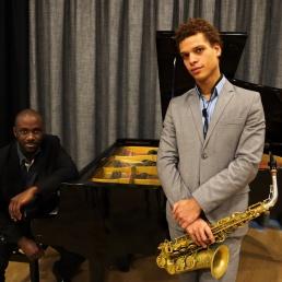 Band Tilburg  (NL) Jazzy Vibes