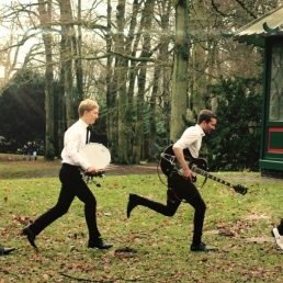Band IJmuiden  (NL) Sixty  Pound