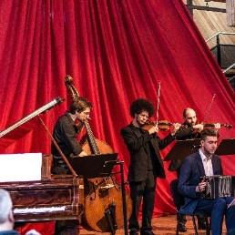 Orkest Rotterdam  (NL) Septeto Camaleón - Tango Ensemble Orkest