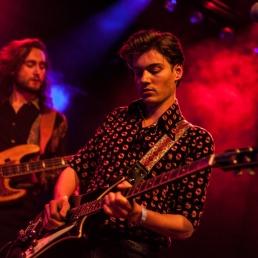 Gitarist Amsterdam  (NL) Flow