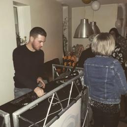 DJ Rotterdam  (NL) Gino Stevens
