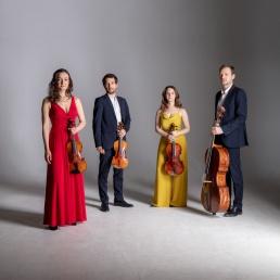 Orkest Maastricht  (NL) Lindea Strijkkwartet