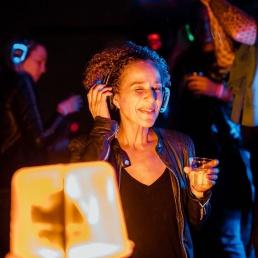 DJ Rotterdam  (NL) De dansende Tulp