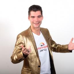 Singer (male) Breda  (NL) PLANKGAS