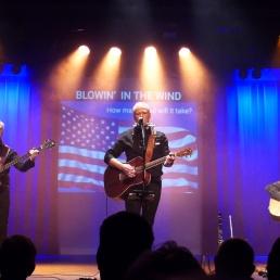 Band Hengelo  (Gelderland)(NL) 60s Dylan