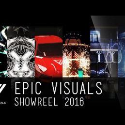 Epic Visuals - Live VJ Perfomance
