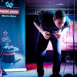 Kids show Amsterdam  (NL) Professional magic show for children!