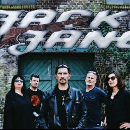 Band Den Dungen  (NL) Jack O Jane - Funk/Rock coverband