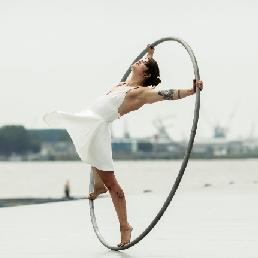 Acrobat Rotterdam  (NL) Cyr Wheel