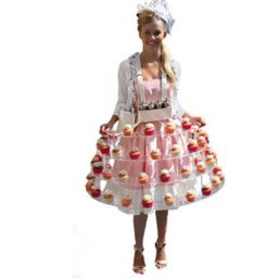 Animatie Amsterdam  (NL) Cupcake Model
