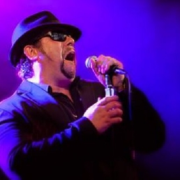 Singer (male) Lier  (BE) Nico sings Hazes