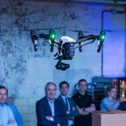 Stunt show Den Haag  (NL) Drone Demonstratie