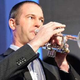 Trompettist Voorburg  (NL) Trompettist voor bruiloft of uitvaart
