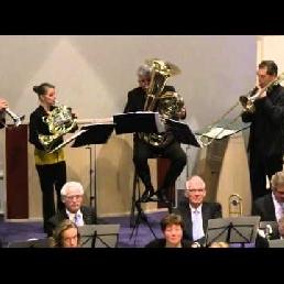 Band Den Haag  (NL) Continuous Brass