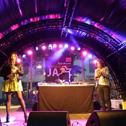 DJ Amsterdam  (NL) DJ Maestro met Live Muzikant(en)