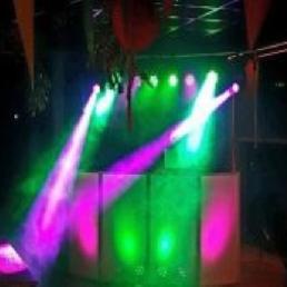 Drive-in show Den Haag  (NL) Large DJ show + DJ
