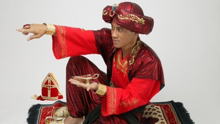Aladdin en de verdwenen mijter