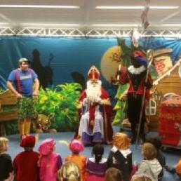 Dotje en Snotje Sinterklaasshow