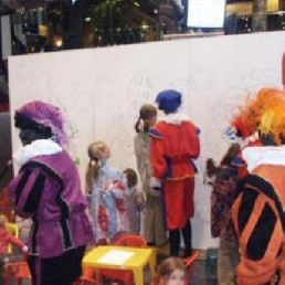 Kindervoorstelling Heinenoord  (NL) Kunst 4 Kids - Sinterklaasstijl