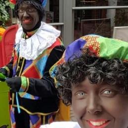 Kindervoorstelling Heinenoord  (NL) Sinterklaas Surprise Car