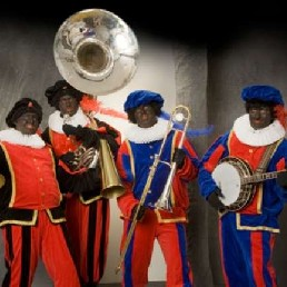 Band Heinenoord  (NL) Swinging Dixieband (Black Pete)