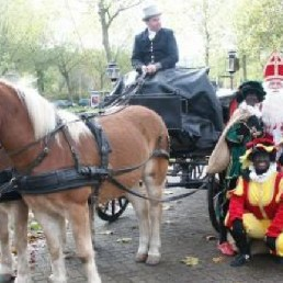 Actor Heinenoord  (NL) St. Nicholas' carriage